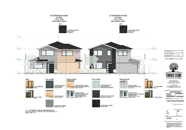 HOBSONVILLE SCOTT ROAD DEVELOPMENTS